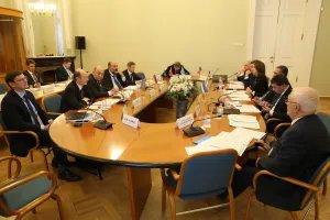 Постоянная комиссия по экономике и финансам завершила работу над модельными законами в области инженерного дела и инжиниринга