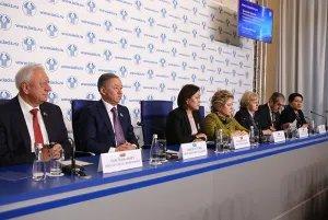 Главы парламентских делегаций подвели итоги осенней сессии МПА СНГ
