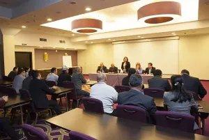 Депутаты Жогорку Кенеша Кыргызской Республики встретились с представителями диаспоры в Санкт-Петербурге