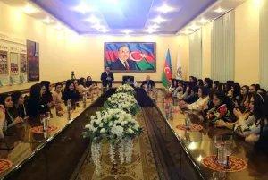 Бакинский филиал МИМРД МПА СНГ провел в Гяндже семинар для местных наблюдателей