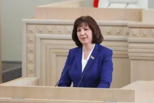 Избран новый Председатель Совета Республики Национального собрания Республики Беларусь
