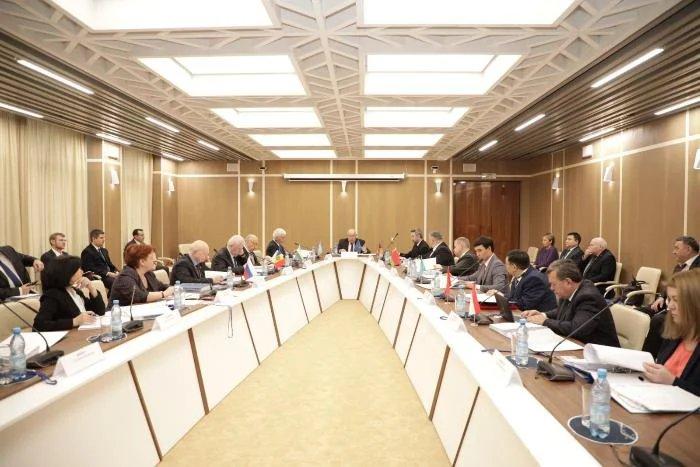 В Бресте состоялось совместное заседание Совета по гуманитарному сотрудничеству и Правления Межгосударственного фонда гуманитарного сотрудничества государств — участников СНГ