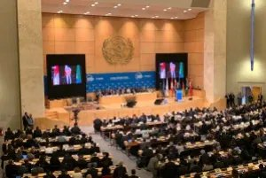 На международном форуме в Женеве обсудили помощь беженцам и принимающим их странам