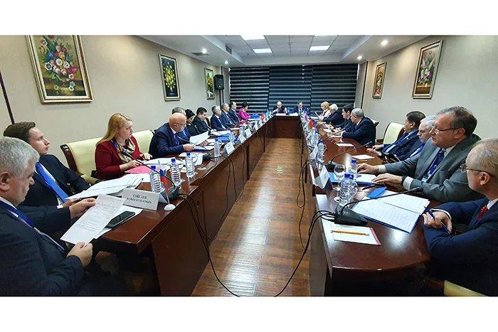 Наблюдатели от МПА СНГ определили программу работы на ближайшие дни