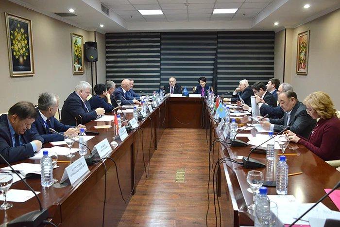 Наблюдатели от МПА СНГ провели в Ташкенте итоговое совещание