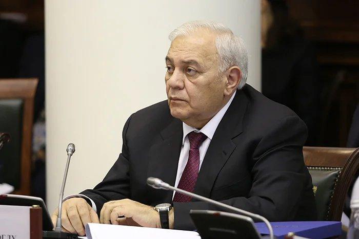 Секретариат Совета МПА СНГ поздравляет Октая Асадова с юбилеем