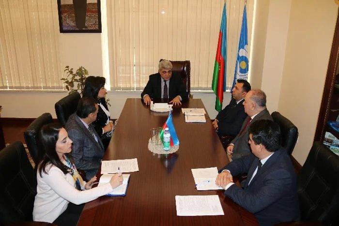 Бакинский филиал МИМРД МПА СНГ приступил к долгосрочному мониторингу выборов в Милли Меджлис Азербайджанской Республики