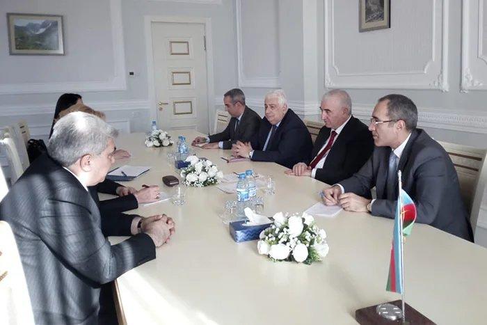 Международные наблюдатели от МПА СНГ приступили к долгосрочному мониторингу внеочередных выборов в Милли Меджлис Азербайджанской Республики