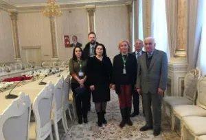 Наблюдатели от МПА СНГ посетили избирательные комиссии в различных городах Азербайджанской Республики
