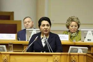 Танзила Нарбаева вновь возглавила Сенат Олий Мажлиса Республики Узбекистан