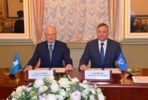 Секретариат Совета МПА СНГ и Санкт-Петербургский государственный экономический университет заключили соглашение о сотрудничестве