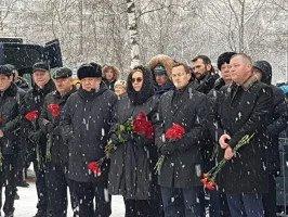 Дмитрий Кобицкий: Мы преклоняемся перед героизмом отстоявших Ленинград