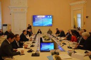 В Таврическом дворце прошла научно-практическая конференция по вопросам сохранения культурного наследия в СНГ