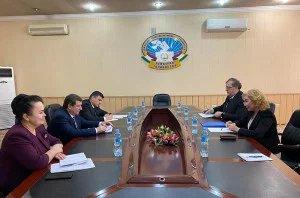 Наблюдатели от МПА СНГ приступили к мониторингу парламентских выборов в Республике Таджикистан