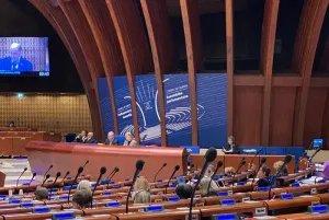 Генеральный секретарь Совета МПА СНГ принимает участие в сессии ПА СЕ
