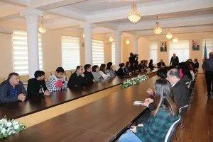 Бакинский филиал МИМРД МПА СНГ провел семинар для местных наблюдателей