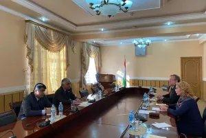 В Республике Таджикистан прошли встречи наблюдателей от МПА СНГ с руководством пяти политических партий