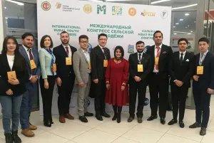 Делегаты из стран СНГ собрались на Международный конгресс сельской молодежи