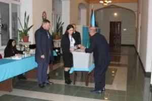 В Азербайджанской Республике открылись избирательные участки — наблюдатели от МПА СНГ ведут мониторинг выборов