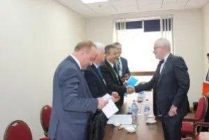 В день выборов в Баку прошла встреча руководителей миссий международных наблюдателей