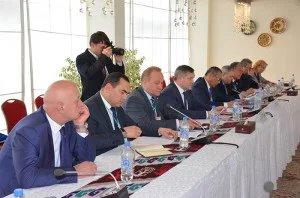 Наблюдатели от МПА СНГ проводят встречи с руководством политических партий Республики Таджикистан
