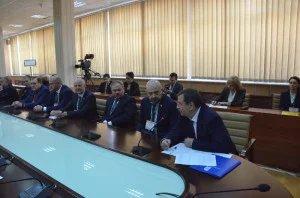 Мониторинговая группа от МПА СНГ посетила Центральную комиссию по выборам и референдумам Республики Таджикистан
