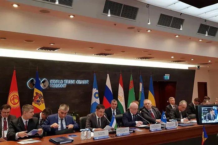 Экономический совет СНГ провел 85-е заседание