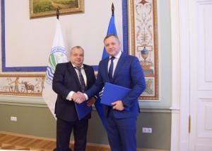 Секретариат Совета МПА СНГ и Российский государственный гидрометеорологический университет заключили соглашение о сотрудничестве