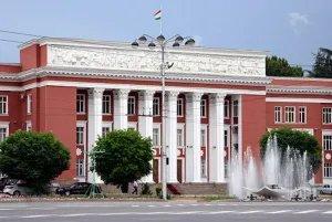 Первая сессия верхней палаты парламента Республики Таджикистан в новом составе назначена на 17 апреля