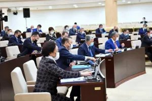 Сенат Парламента Республики Казахстан ратифицировал соглашения с Кыргызской Республикой и Республикой Узбекистан