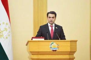 Председателем Маджлиси милли Маджлиси Оли Республики Таджикистан избран Рустами Эмомали