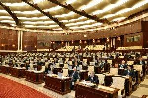 Милли Меджлис Азербайджанской Республики узаконил проведение заседаний в онлайн-режиме