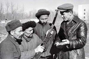 К 75-летию Победы: как сражались и трудились кыргызстанцы в годы войны