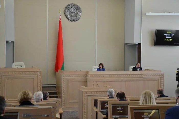 Парламент Республики Беларусь принял заявление в связи с 75-летием Победы