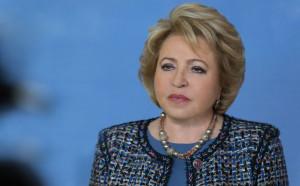 Поздравление ПредседателяСовета МПА СНГ Валентины Матвиенко с Днем Победы