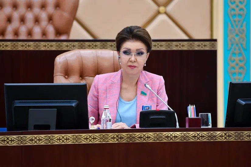 Президент Республики Казахстан прекратил полномочия Председателя Сената Дариги Назарбаевой