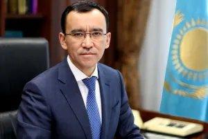 Председателем Сената Парламента Республики Казахстан избран Маулен Ашимбаев