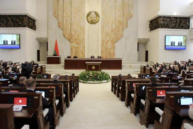 Белорусские депутаты одобрили проведение президентских выборов 9 августа 2020 года