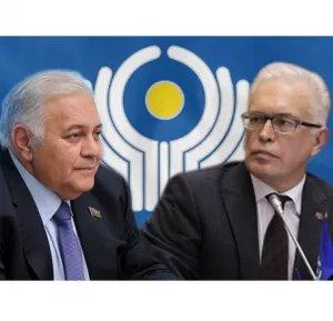 Алексей Сергеев встретился с руководителем парламента Азербайджанской Республики