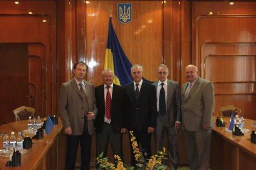 Делегация МПА СНГ встретилась с представителями Центральной избирательной комиссии Украины