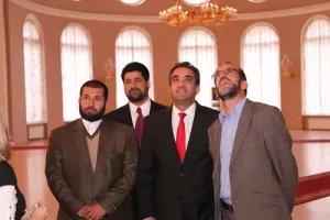 Делегация Национальной Ассамблеи Исламской Республики Афганистан восхитилась интерьерами Таврического дворца