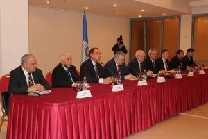 CIS observers say elections were free, transparent and competitive