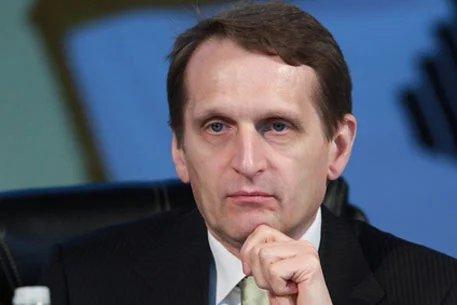 Нарышкин настаивает на двухэтапном процессе формирования евразийского парламента