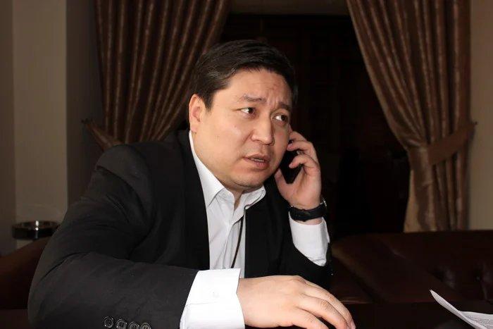 Nourbek Satvaldiev: