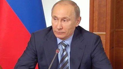 Президент России Владимир Путин пожелал участникам конгресса