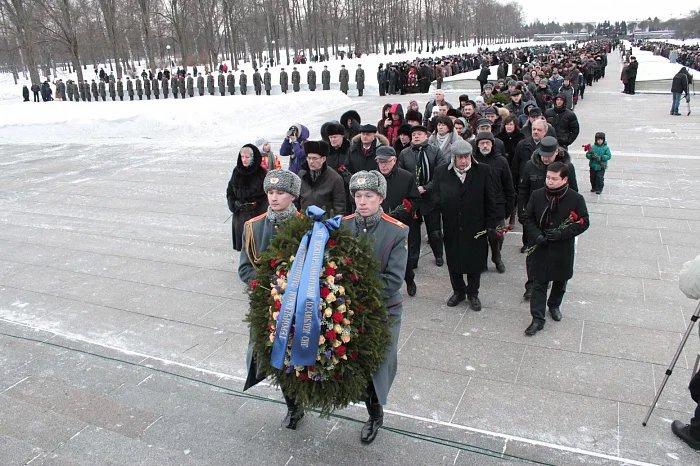 Секретариат МПА СНГ почтил память погибших  во время блокады Ленинграда.