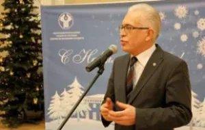 Секретариат Совета МПА СНГ поздравили с Новым годом