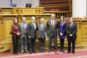 Сенатор Альберто Коуриэль: «Опыт работы МПА СНГ нас впечатлил и порадовал!»