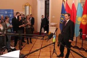 Сергей Нарышкин пригласил на Первый международный парламентский форум