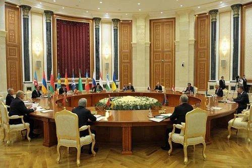 Совет глав государств СНГ прошел в Ашхабаде